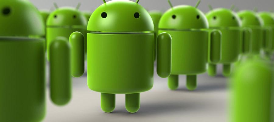 données pour Android